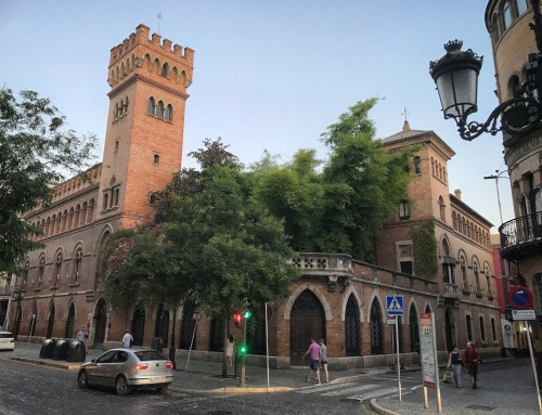 Der erste Tag in Sevilla